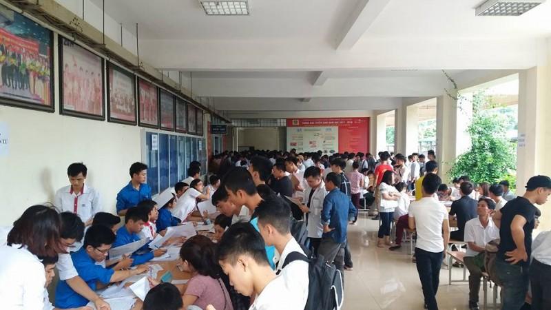 Tuyển sinh ĐH đợt 1: 70% thí sinh đã nhập học