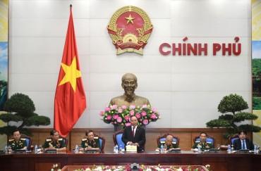 Thủ tướng gặp mặt đoàn đại biểu Hội truyền thống Trường Sơn - đường Hồ Chí Minh