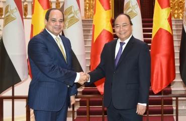 Thương mại Việt Nam- Ai Cập: Phấn đấu đạt kim ngạch 1 tỷ USD
