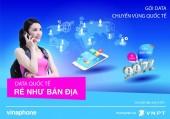 VinaPhone giảm 99,7% cước Data Roaming đến 6 nước châu Á