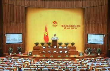 Quốc hội thông qua Nghị quyết về phân bổ ngân sách Trung ương năm 2018