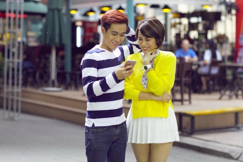Vinaphone 'hóa giải' nỗi lo cước điện thoại quốc tế