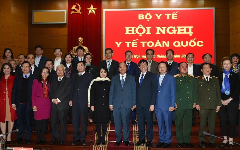 Thủ tướng Nguyễn Xuân Phúc: Công khai, minh bạch trong thực hiện xã hội hóa lĩnh vực y tế
