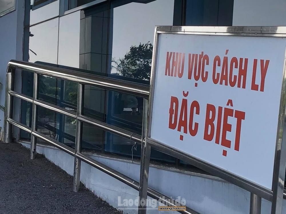 Hà Nội: Thêm 2 ca mắc mới Covid-19 trong cộng đồng tại quận Cầu Giấy và Nam Từ Liêm