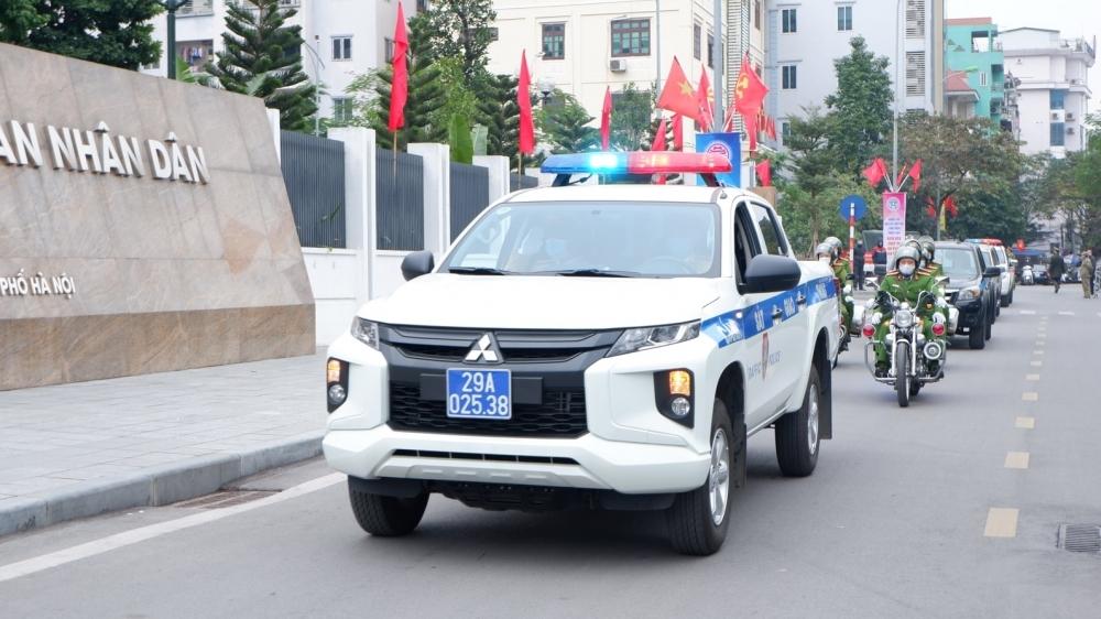 Bảo đảm tuyệt đối an ninh, trật tự phục vụ Đại hội lần thứ XIII của Đảng
