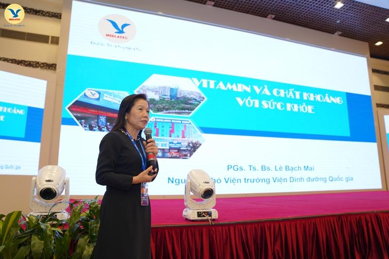 Thiếu hụt vi chất dinh dưỡng được xem là nạn đói tiềm ẩn ở Việt Nam