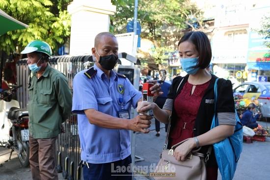 Hà Nội: Kiện toàn 5 đoàn kiểm tra công tác phòng, chống Covid-19