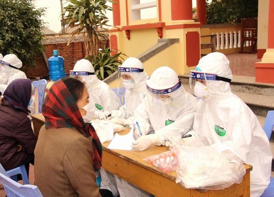 Đã khoanh vùng được các ổ dịch ở Chí Linh, Hải Dương