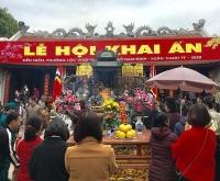 Nam Định dừng tổ chức Lễ hội Khai ấn đền Trần để phòng chống dịch virus Corona
