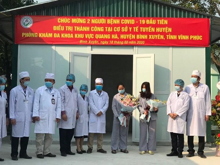 Cơ sở y tế tuyến huyện khống chế thành công Covid-19