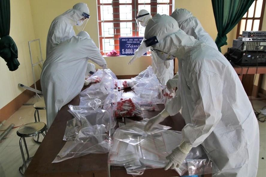 Điện Biên: Ba người trở về từ Hà Nội đã âm tính với SARS-CoV-2