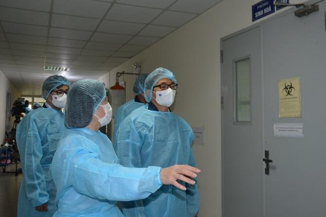 Hà Nội tăng cường xét nghiệm, truy vết, theo dấu các ca nhiễm Covid-19