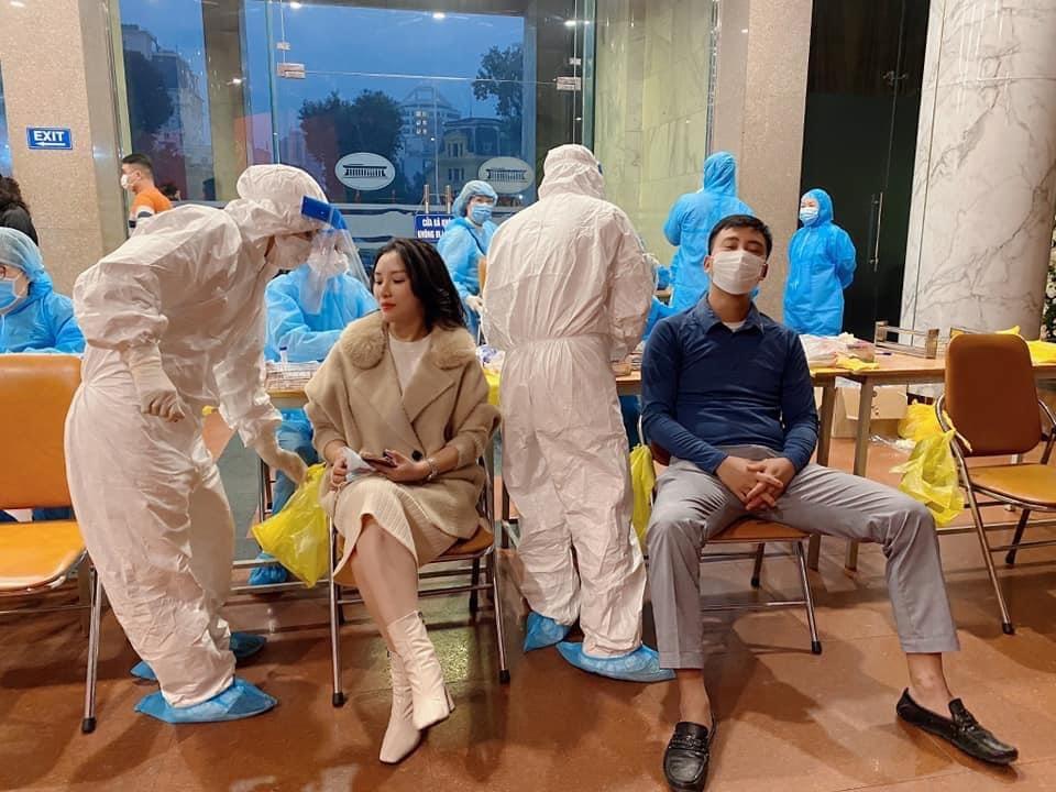 Xét nghiệm Covid-19 cho 100% nghệ sĩ, Ban tổ chức chương trình nghệ thuật
