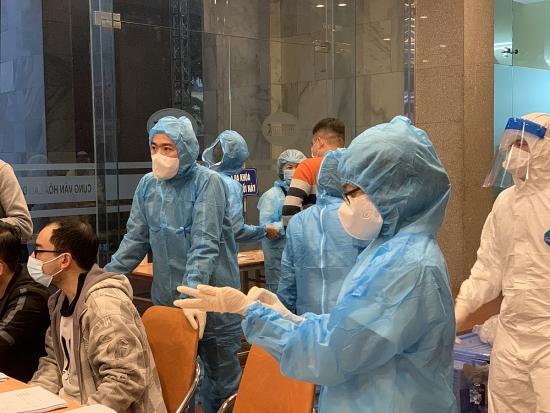 Hà Nội có thêm 2 ca lây nhiễm Covid-19 trong cộng đồng