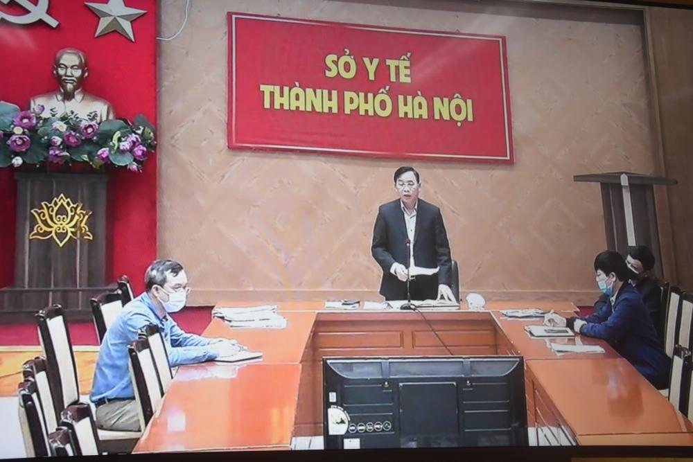 Vợ bệnh nhân 1.866 là ca mắc Covid-19 thứ 23 tại Hà Nội