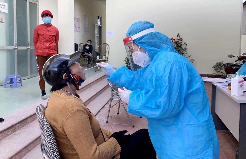Hà Nội ghi nhận ca mắc Covid-19 thứ 30, là công nhân Nhà máy Z153