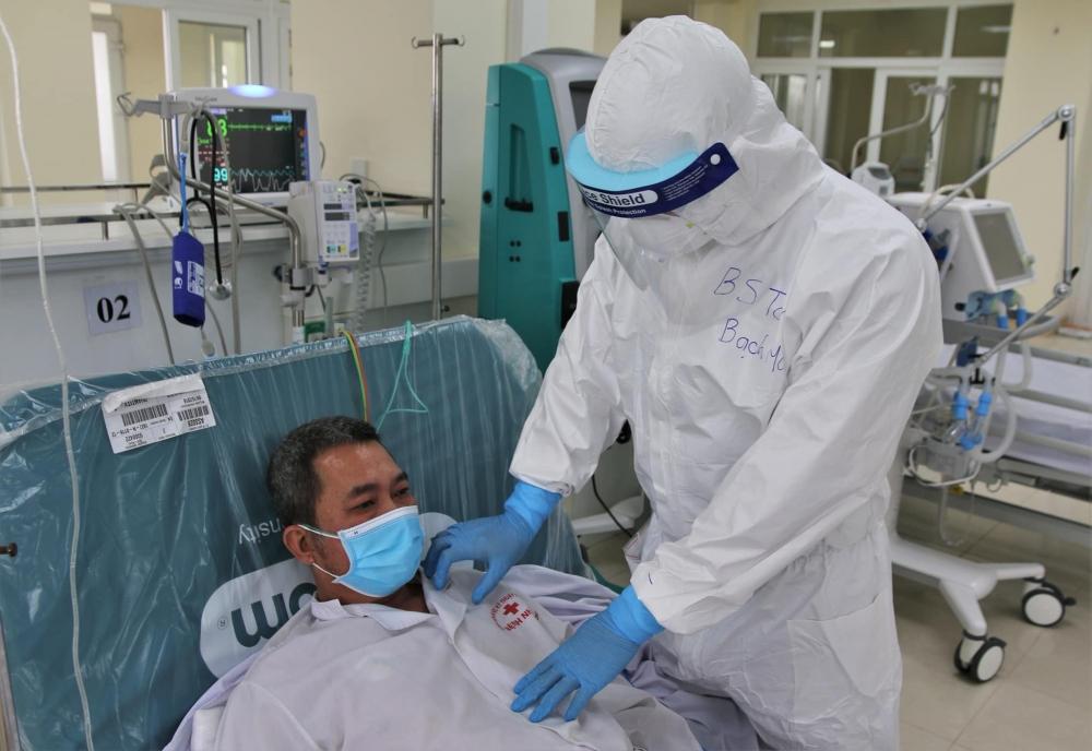 Hà Nội ghi nhận thêm 1 ca bệnh tái dương tính với với SARS-CoV-2