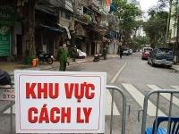 Công bố bệnh nhân thứ 45 nhiễm Covid-19 ở Việt Nam