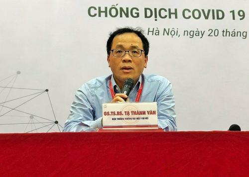 Trường Đại học Y Hà Nội đưa hơn 100 sinh viên tình nguyện đi chống Covid-19