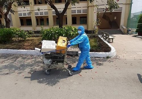 Bệnh nhân mắc COVID-19 số 93, 94 là người Việt trở về từ nước ngoài trên chuyến bay SU290