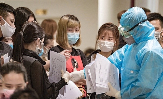 Ghi nhận bệnh nhân nhiễm COVID-19 thứ 123 ở Việt Nam