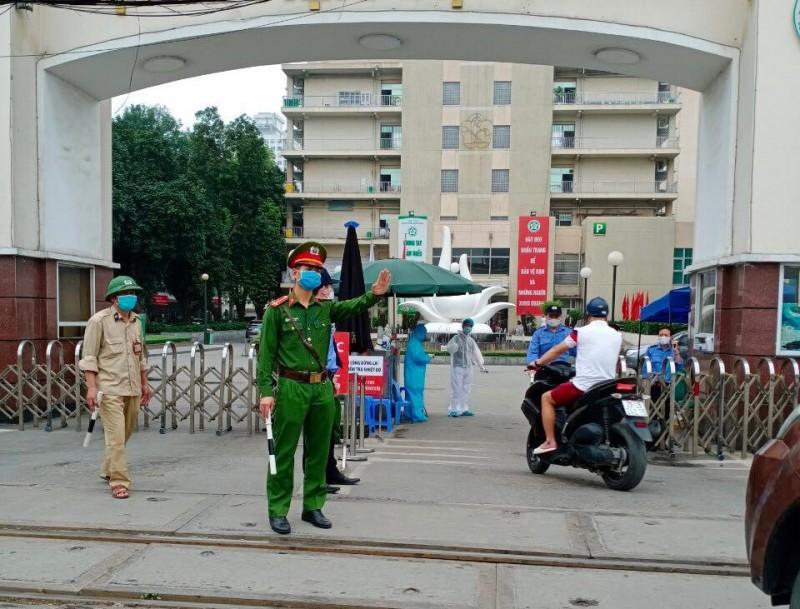 Việt Nam ghi nhận thêm 9 ca nhiễm COVID-19, 7 người là nhân viên công ty Trường Sinh