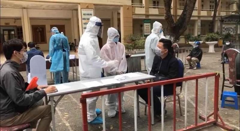 Khẩn trương thông báo toàn bộ lịch trình của bệnh nhân dương tính với SARS – CoV - 2 từ Bệnh viện Bạch Mai