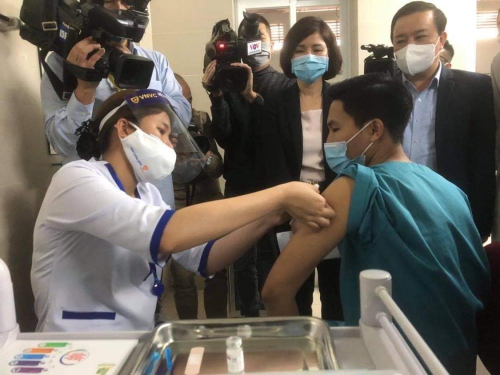 Lịch trình cung ứng 60 triệu liều vắc xin Covid-19 tại Việt Nam