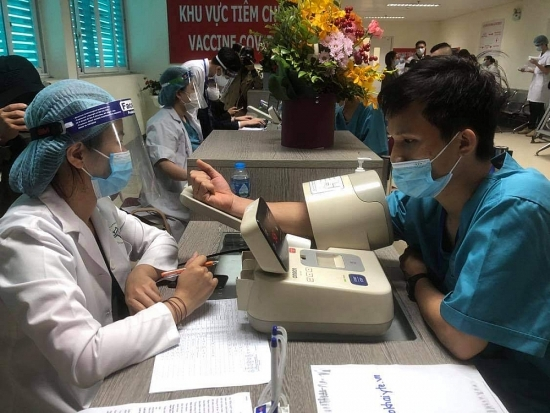 Sáng 11/3, Việt Nam không ghi nhận ca mắc mới Covid-19