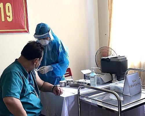 Sáng 14/3: Việt Nam không có ca mắc Covid-19 mới, hơn 10 nghìn người được tiêm vắc xin an toàn