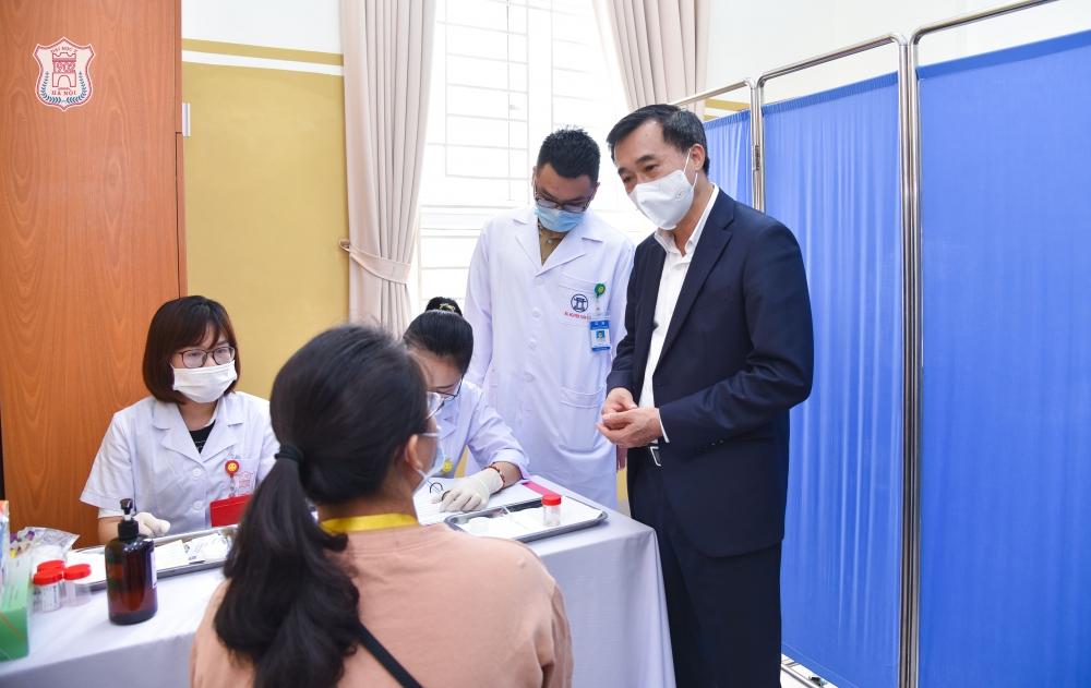 Hà Nội thành lập 5 đoàn kiểm tra công tác phòng, chống dịch Covid-19