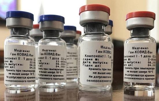 Bộ Y tế phê duyệt vắc xin Covid-19 Sputnik V của Nga