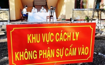 Ghi nhận 2 ca mắc mới Covid-19 được cách ly tại thành phố Hồ Chí Minh