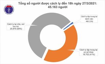 Việt Nam thêm 43 bệnh nhân Covid-19 khỏi bệnh