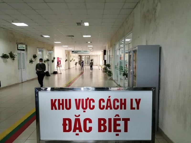 Sáng 17/4, thêm 1 ca mắc Covid-19 được cách ly ở Bắc Ninh