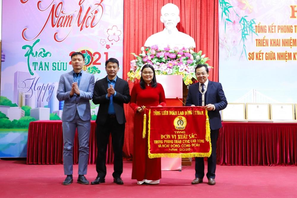 Liên đoàn Lao động huyện Thường Tín: Nỗ lực vượt khó, hoàn thành tốt nhiệm vụ