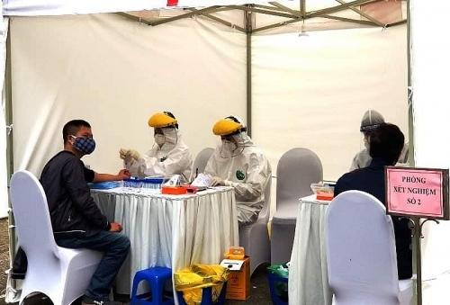 Thêm 5 ca mắc COVID-19 ở Việt Nam, cả nước có 212 ca