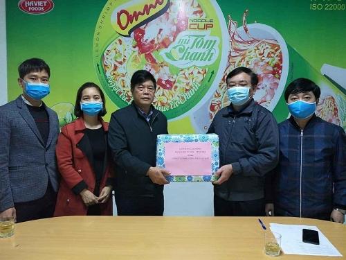 LĐLĐ huyện Phú Xuyên: Hỗ trợ đoàn viên công đoàn bị ảnh hưởng dịch Covid-19