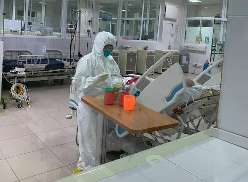 Sáng 15/4: Ca mắc Covid-19 mới là người ở Hạ Lôi, tiếp xúc gần với bệnh nhân 243