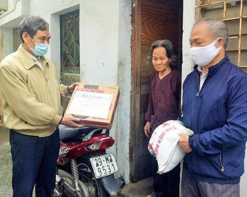 Hà Nội: Gần 506 tỷ đồng đến tay người gặp khó khăn do dịch Covid -19