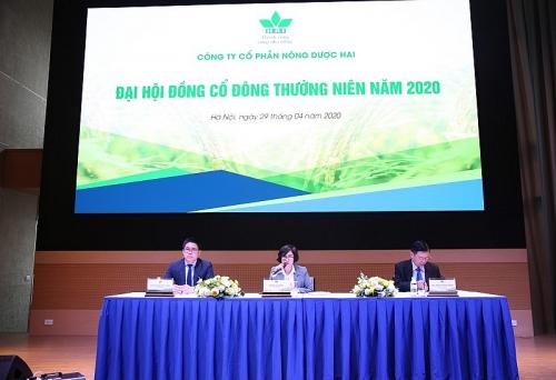 Công ty Nông dược HAI đặt mục tiêu doanh thu 1.250 tỷ đồng
