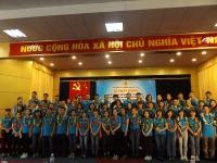 LĐLĐ quận Ba Đình: Tổ chức lễ báo công dâng Bác và phát động Tháng Công nhân năm 2019