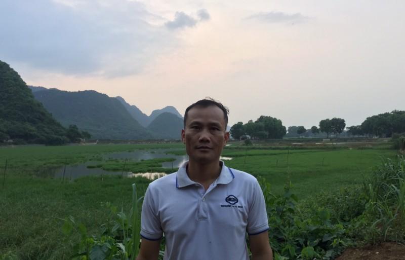 Vũ Văn Thuận: Người tổ trưởng đầy nhiệt huyết