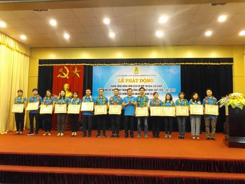 LĐLĐ quận Ba Đình: Chủ động, sáng tạo trong phong trào thi đua Công nhân giỏi
