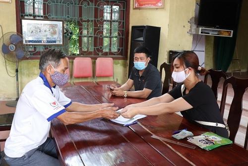 Phú Xuyên: Chi trả hơn 33 tỷ đồng hỗ trợ các đối tượng ảnh hưởng dịch Covid-19