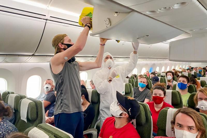 Bamboo Airways sẽ thực hiện chuyến bay đặc biệt đưa công dân Anh và EU hồi hương