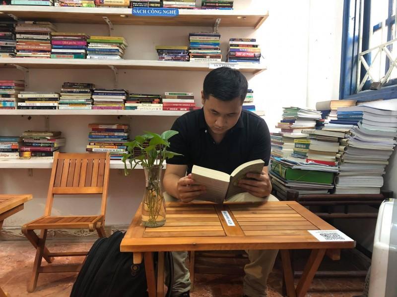 Lan tỏa văn hóa đọc từ thư viện sách miễn phí