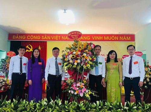 Dấu ấn một nhiệm kỳ nhiều khởi sắc của Đảng bộ phường Hàng Bột