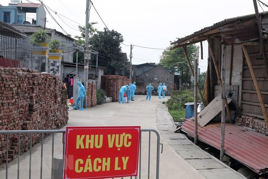 Hà Nội khuyến cáo người từ vùng dịch huyện Thuận Thành về tự cách ly và khai báo y tế