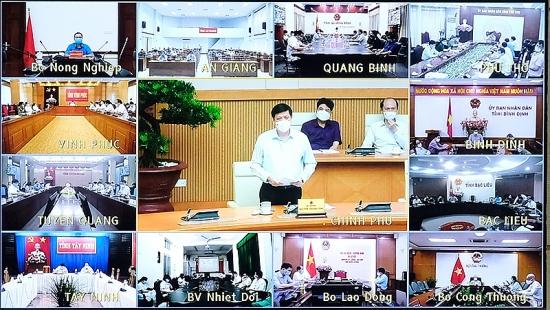 Bộ trưởng Y tế Nguyễn Thanh Long: